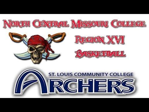 North Central Missouri College versus the St. Louis Community College Archers (Basketball)