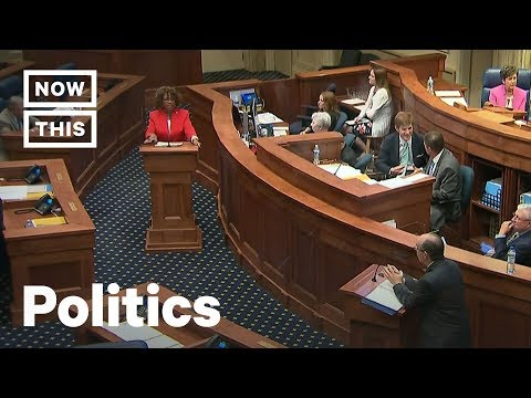 Democrats in Alabama Fight Back Against Abortion Ban | NowThis