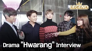 "Video Drama ""Hwarang"" Interview [Entertainment Weekly / 2016.12.05] download MP3, 3GP, MP4, WEBM, AVI, FLV Januari 2018"