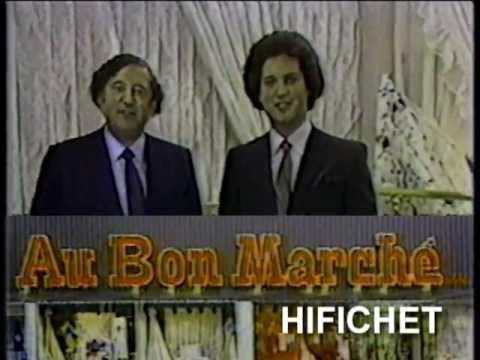 Au Bon Marché Publicité Québec Youtube
