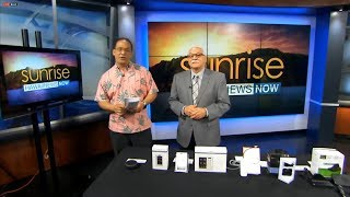 HAWAII NEWS NOW (SUNRISE) BEST of CES 2019 with DR. FRANK 02-12-2019