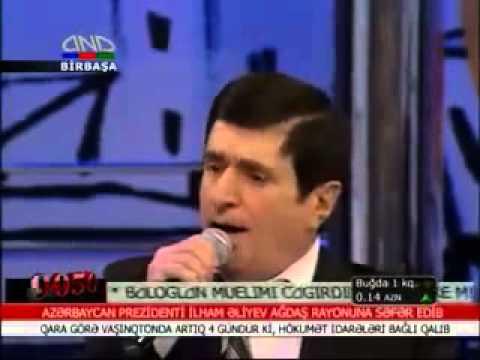 Manaf Ağayev və Baloğlan - Ana muğamı (Günebaxan)