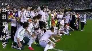 REAL MADRID Campeón Copa del Rey 2014 → Barcelona Vs Real Madrid 1-2 2014 | Copa del Rey 16-04-2014