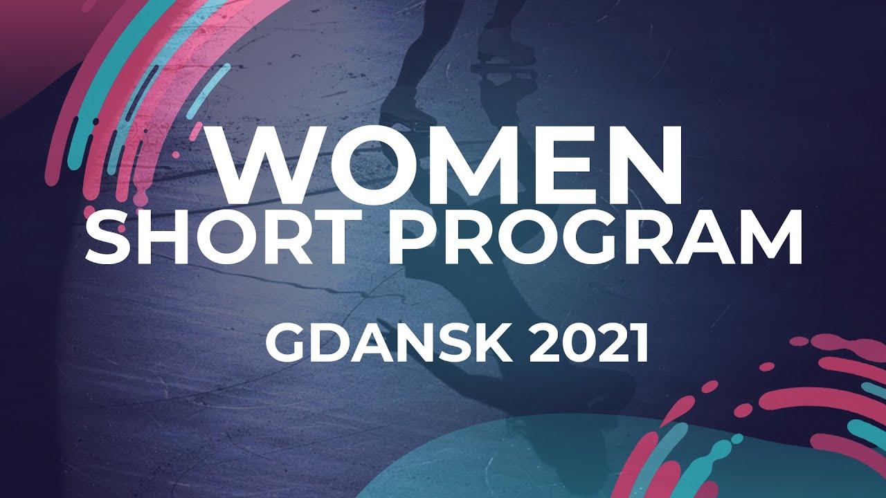 Download Jia SHIN KOR | WOMEN SHORT PROGRAM | Gdansk 2021 #JGPFigure