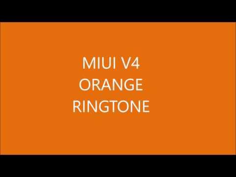 XIAOMI MI Orange Ringtone