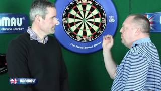 Darts basics with Mervyn King