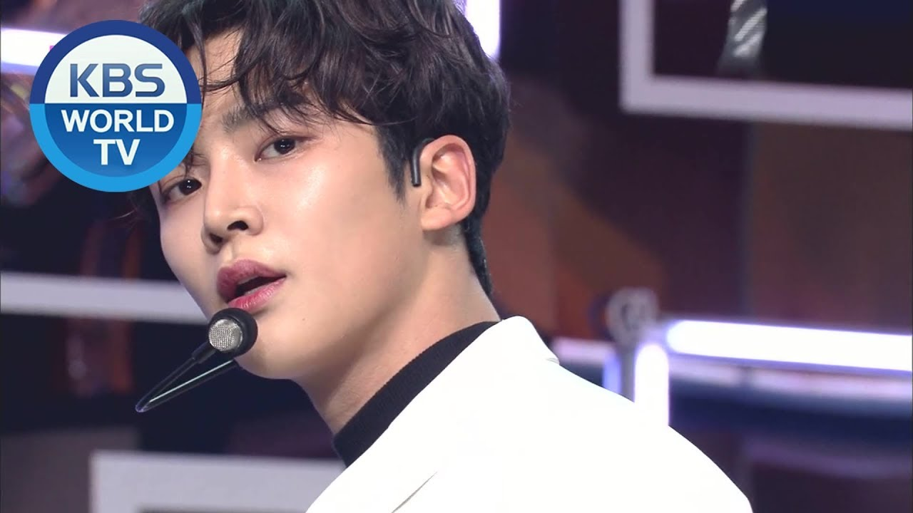 SF9 - Like The Hands Held Tight & Good Guy [Music Bank / 2020.01.10]