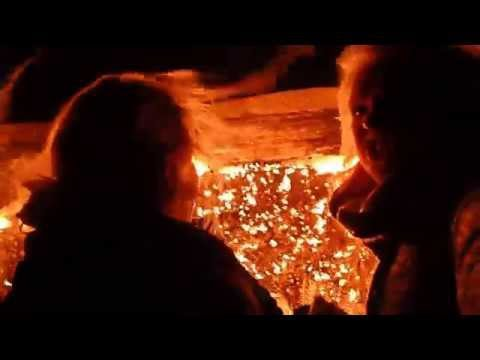 Introducing DJ Gas Crater: Pinge & Wang and Ms Thang at The Gates of Hell, Turkmenistan  - Part 1