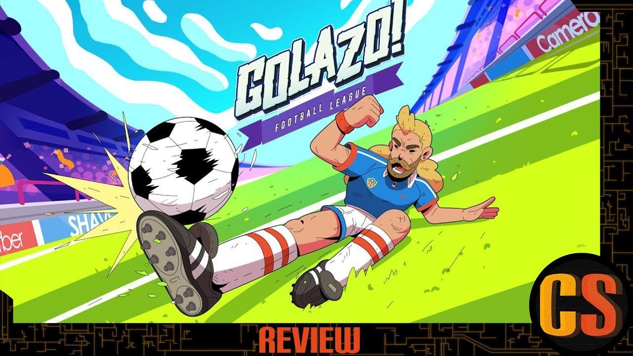 GOLAZO! FOOTBALL LEAGUE - PS4 REVIEW (Video Game Video Review)