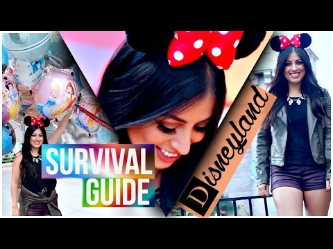Disneyland/Theme Park Tips, Tricks, Essentials: My Survival Guide