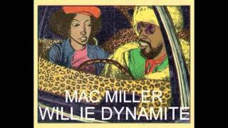 Mac Miller - Willie Dynamite Instrumental with Hook