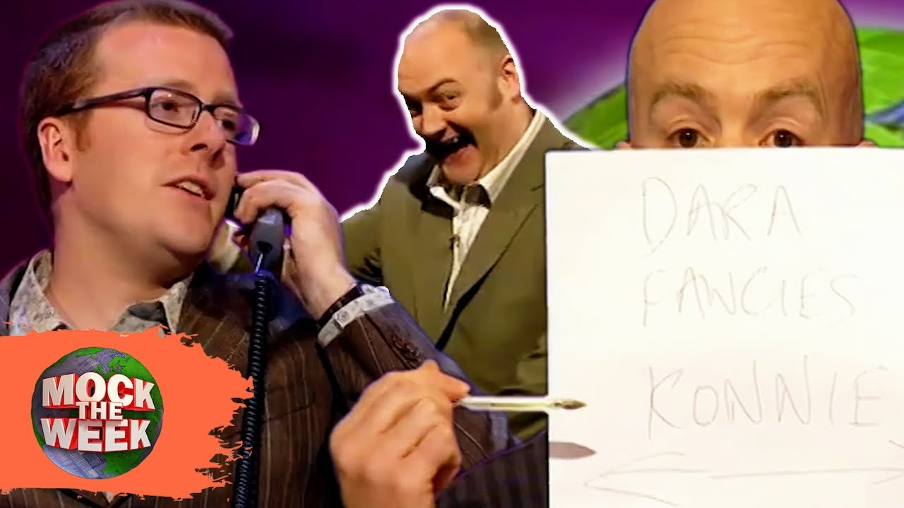 Download The Funniest Bloopers And Unseen Bits   Mock The Week