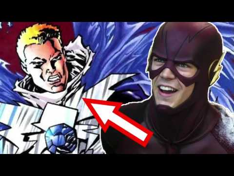 Cobalt Blue as Villain Confirmed    The Flash Season 3