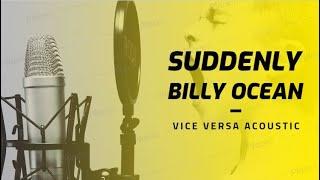 Suddenly - Billy Ocean (Vice Versa Cover - Lirio Robles)