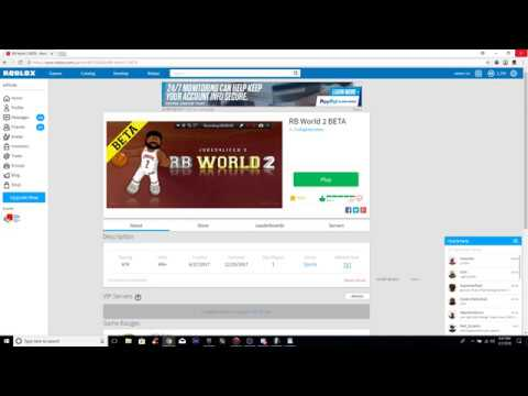 Free Robux Account Giveaway