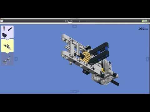 Instructions - Lego Oshkosh HEMTT 8x8 Trial Truck!