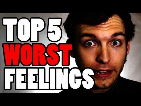 #BreakTheNet Task 1 – Half Past Awkward (Top 5 Worst Feelings)