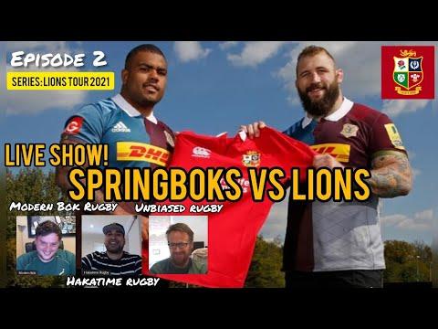 British & Irish Lions - SA Tour - Strategy And Selections (Ep.2)