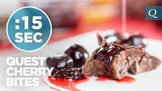 Cherry Pie Bites - #15secondrecipe