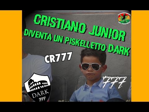 Ronaldo Junior diventa un piskelletto dark #doppiaggicoatti