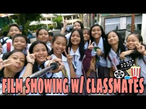 Film Showing ❤️ | first vlog | Zey Zaballa