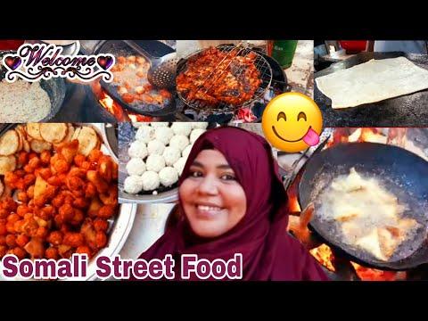 Somali Street Food Muqdisho Welcome 🤤😋👍