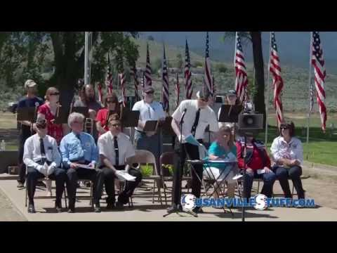 2016 Lassen County Memorial Day Observance