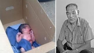 Man finds baby in a shoebox, days later he finds another one and realizes heartbreakning truth