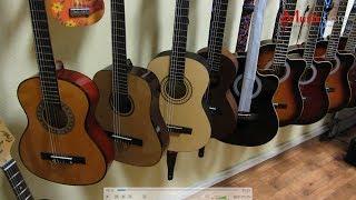 Гитары маленькие, детские, тревел. Лучшие бюджетные модели. Обзор от Мьюзик-Стор | musik-store.ru