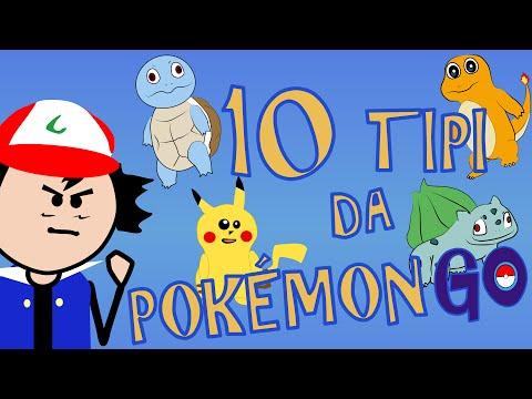 10 TIPI DA POKÉMON GO - Che giocatore di Pokémon GO sei?