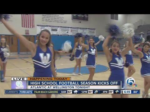 High School Football Season Kicks Off