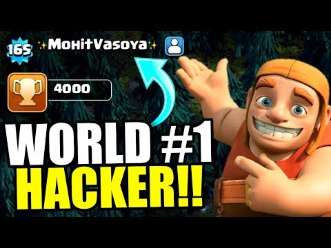 IS THE #1 PLAYER IN THE WORLD A HACKER!?