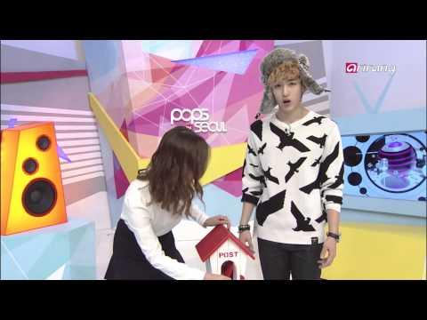 Pops in Seoul Ep2536 T.O.P,FT Island,2NE1,Hyo-lyn,