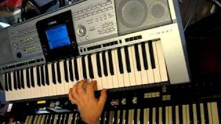 "MADNESS.""THE PRINCE"". LIVE KEYBOARD COVER.(TOP OF THE POPS VERSION)."