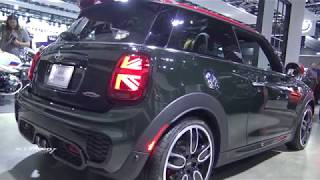 2019 Mini John Cooper Works - Exterior And Interior Walkaround - 2018 Montreal Auto Show