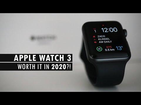 Apple Watch Series 3 In 2020 - Lohnt Sich Der Kauf?! ⌚   Techupdate