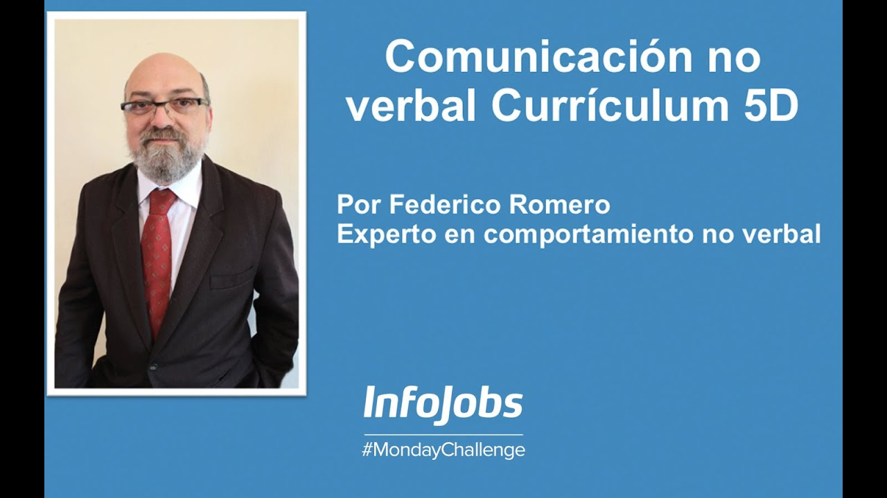 Comunicación no verbal - Currículum 5D - YouTube