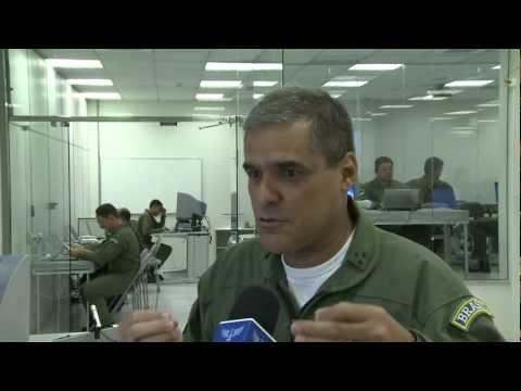 Operação Amazônia 2012 - FAB testa novo modelo de comando e controle para a Copa do Mundo