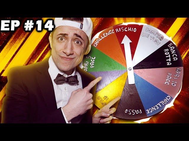LA RUOTA DELLA FUTUNA !!! EP. #14 (FIFA 17)