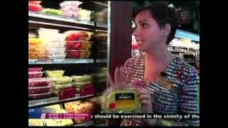 Locally Made Picnic Food (7/3/12 on KSTP's Twin Cities Live)