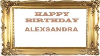 Alexsandra   Birthday Postcards & Postales - Happy Birthday