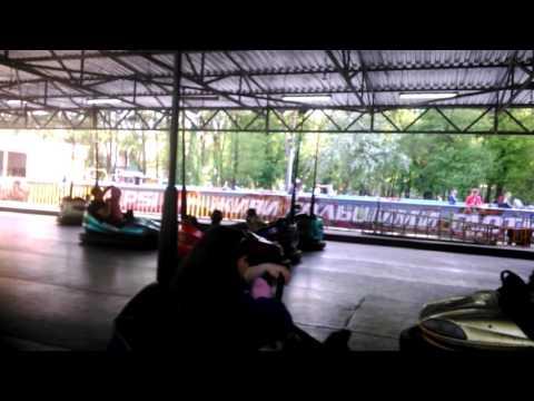 Пятигорский парк автомобили