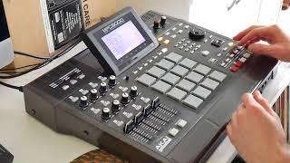 Edwin Clash - MPC 5000 - Beat Making