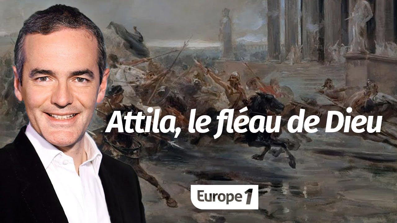 Download Au coeur de l'histoire: Attila, le fléau de Dieu (Franck Ferrand)