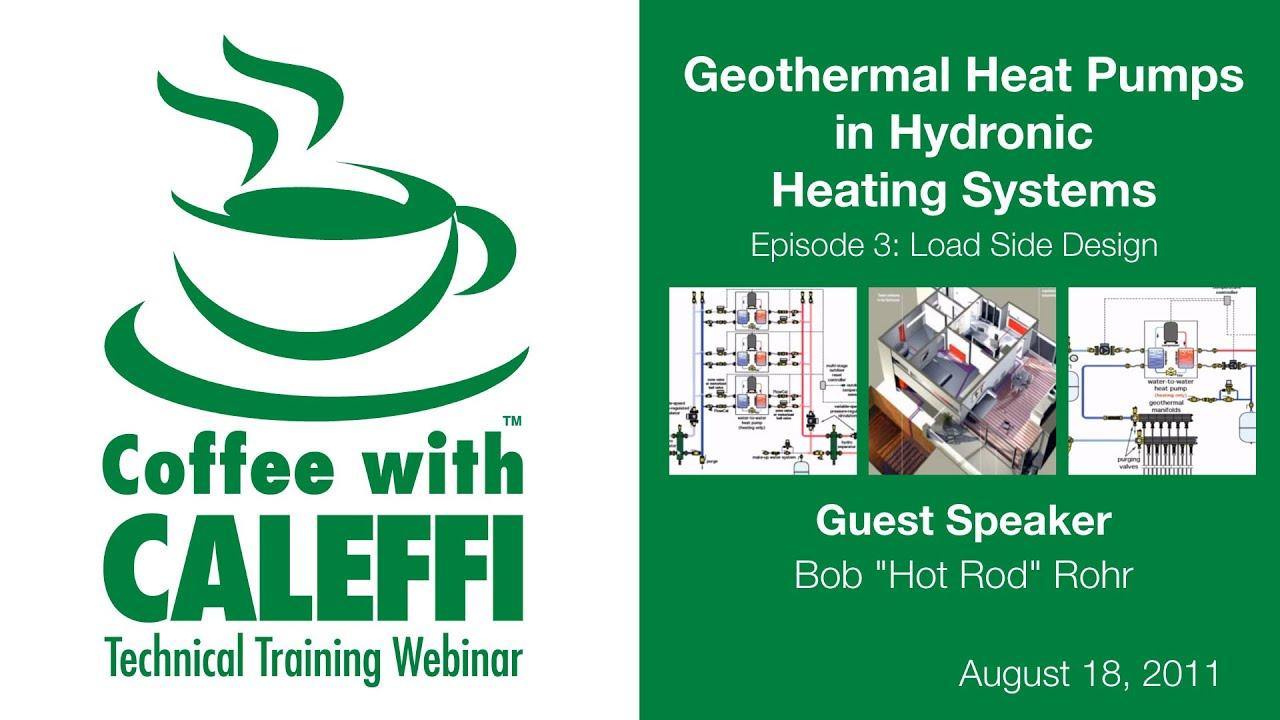 Geothermal Heat Pump System Design