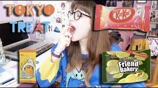 Assaggi Giapponesi con TOKYO TREAT ! - Spruzzati una caramella in bocca anche tu!