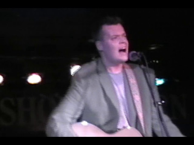 Punger - Happen Now, Joel Plaskett cover, Live at the Horseshoe Tavern
