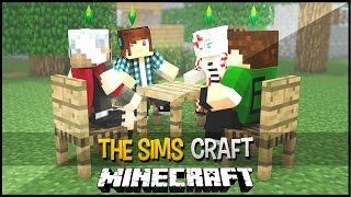 The Sims Craft Ep.39 - Teste de Fidelidade !!  - Minecraft