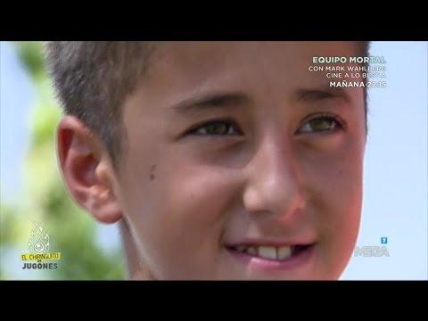 La historia de Joselete, el niño con la enfermedad de Lio Messi