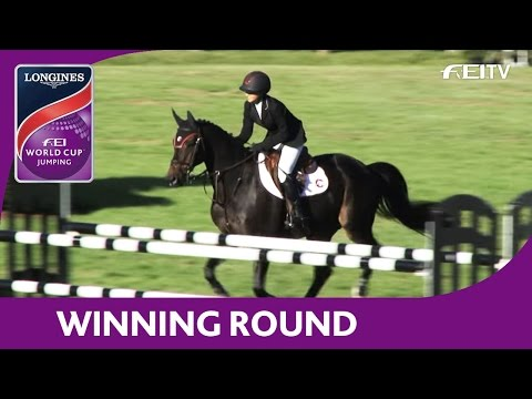 #1 Georgina Bloomberg - American Gold Cup Qualifier - Longines FEI World Cup Jumping™ - NAL